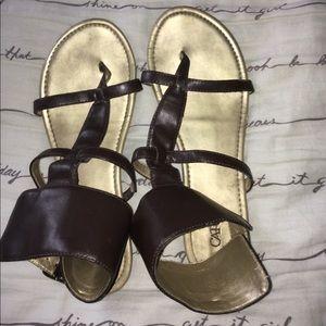Anklet sandels